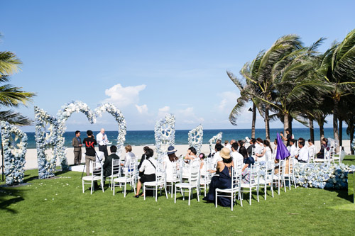 Choáng ngợp lễ cưới xa hoa của cô gái Ninh Bình - 6