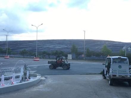 TPHCM: Thực hư chuyện bãi rác Đa Phước bị vỡ