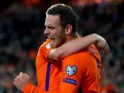 Bóng đá - Hà Lan - Belarus: Bước đi vững chắc