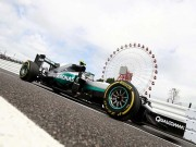 Thể thao - F1, đua thử Japanese GP: Rosberg giành lợi thế trước Hamilton
