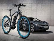 """Thế giới xe - Mẫu xe đạp Cruise e-Bike đặc biệt - """"song sinh"""" với BMW i8 2016"""