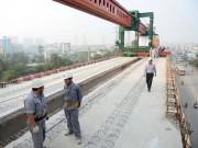 Tin tức trong ngày - Hợp long toàn tuyến đường sắt trên cao Cát Linh – Hà Đông