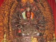 Tin tức trong ngày - Tìm thấy tượng Phật nghìn mắt nghìn tay bị mất trộm