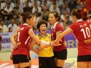 Thể thao - Chi tiết ĐT Việt Nam - Giang Tô: Tin vui ngày ra quân (Bóng chuyền VTV Cup) (KT)
