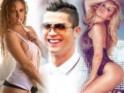 """Ca nhạc - MTV - Bỏng mắt 10 người đẹp bốc lửa """"qua tay"""" Ronaldo"""