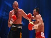 """Thể thao - Tin thể thao HOT 8/10: Klitschko """"tổng sỉ vả"""" Fury dữ dội"""