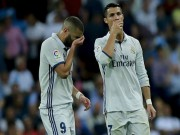 Bóng đá - Real lục đục vì Zidane thiên vị Ronaldo-Bale-Benzema