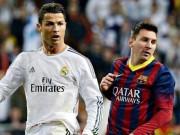 """Bóng đá - Hay nhất lịch sử Liga: Messi thứ 4, CR7 """"mất hút"""""""
