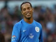 """Bóng đá - Ronaldinho """"trên tài"""" Zidane, Pele, Maradona"""