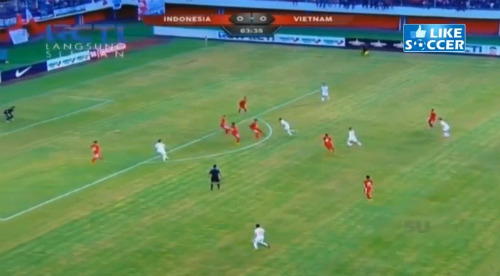 Indonesia - Việt Nam: