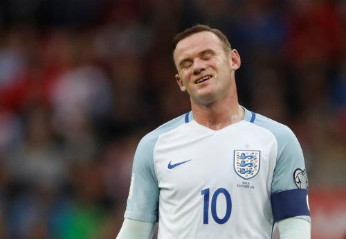 """Rooney: """"Gã hề"""" từ Old Trafford cho đến Wembley"""