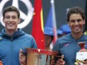 Thể thao - Tin thể thao HOT 9/10: Nadal vô địch đôi nam China Open