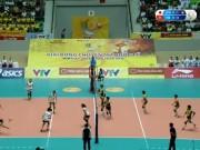 Thể thao - Chi tiết ĐT Việt Nam – CLB Nagasaki: Set 3 hấp dẫn (Bóng chuyền VTV Cup) (KT)