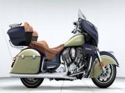 """Xe máy - Xe đạp - 2017 Indian Roadmaster đủ sức """"hạ gục"""" Harley-Davidson"""