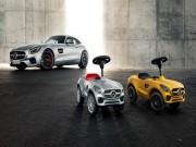 Ô tô - Mercedes trình làng xe AMG GT Bobby-Car dành cho trẻ em