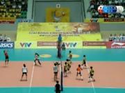 Thể thao - Bóng chuyền Việt Nam đấu Nhật Bản: Áp đảo toàn diện