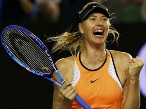 Tin thể thao 10/10: Sharapova tái xuất cùng Roddick