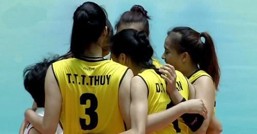 ĐT nữ Việt Nam - Indonesia: Châu chấu đá xe (Bóng chuyền VTV Cup)
