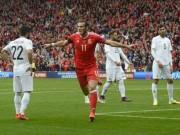 Bóng đá - Bale tiến sát kỉ lục ghi bàn của xứ Wales