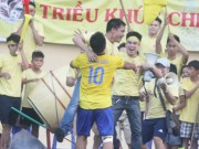 """Bóng đá - Giải """"phủi"""" cạnh tranh sức nóng với đội tuyển Việt Nam"""