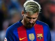 Bóng đá - Sao Serie A: Messi hay thứ 5 thế giới, thua Benzema