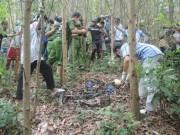 An ninh Xã hội - Kinh hãi, phát hiện bộ xương nam giới trong rừng