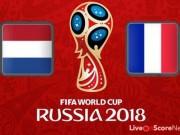 Bóng đá - Hà Lan - Pháp: Tỉnh dậy đi Pogba