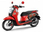 Thế giới xe - Honda Scoopy i Domo-kun giá 30,8 triệu đồng cho nữ sinh