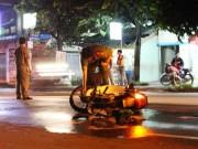 Tin tức trong ngày - Thanh niên thoi thóp bị bỏ mặc trên đường sau tai nạn
