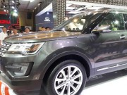 Tư vấn - SUV hạng sang Ford Explorer có giá 2,18 tỷ đồng tại Việt Nam