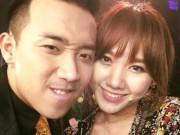 """Đời sống Showbiz - 7 hình ảnh Trấn Thành tình tứ với bạn gái nhiều """"like"""" nhất"""