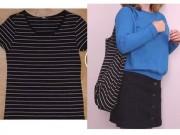 Thời trang - Khéo tay biến ngay áo thun cũ thành túi xách tiện lợi