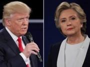 Thế giới - Tranh luận lần 2: Bà Clinton rộng cửa thành tổng thống