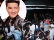 """Ca nhạc - MTV - Hàng trăm cảnh sát phải """"bảo vệ"""" Mr. Đàm diễn tại Vinh"""
