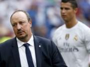 """Scandal thầy-trò rúng động: Ronaldo xỏ mũi  """" gã khờ """"  Benitez (P4)"""