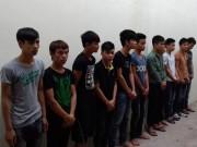 An ninh Xã hội - Bắt 11 trai làng vụ thanh niên đuối nước vì trốn truy đuổi