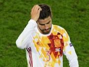 """Bóng đá - Bỏ tuyển TBN, Pique có lại """"rút lời"""" như Messi?"""