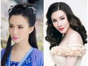 Phim - Bất ngờ với nữ diễn viên Trung Quốc giống hệt Hồ Quỳnh Hương
