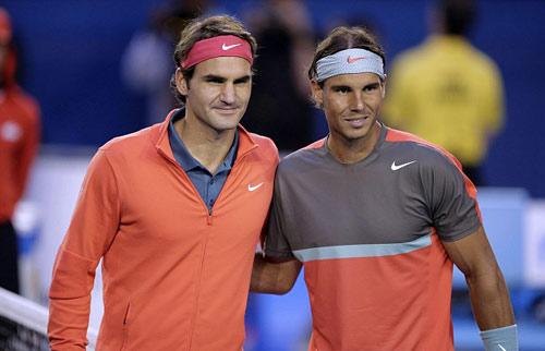 Hụt hẫng: Federer và Nadal bật khỏi top 4 sau 13 năm
