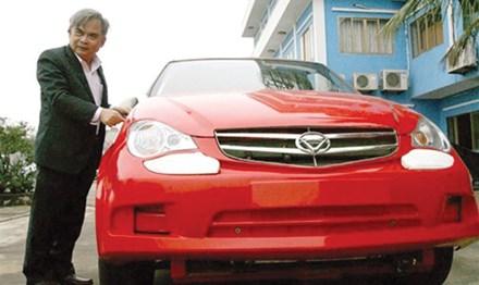 Khuynh gia bại sản vì giấc mơ ô tô Việt