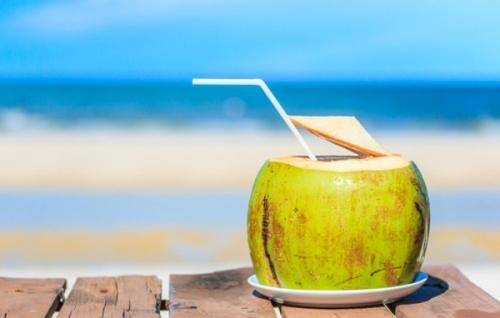 Vì sao khi đi nắng chớ nên uống nước dừa giải nhiệt? - 5