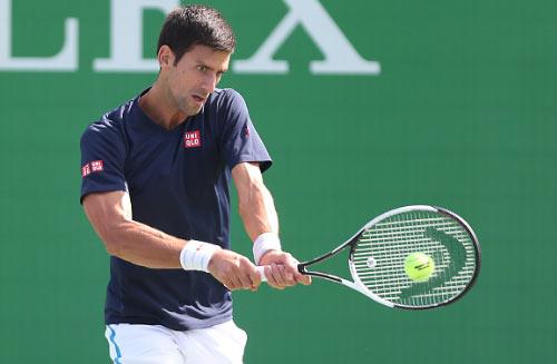 Djokovic - Fognini: Ngôi vua khó đổ (V2 Shanghai Masters) - 1