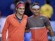 Thể thao - Hụt hẫng: Federer và Nadal bật khỏi top 4 sau 13 năm