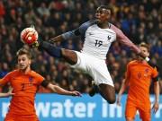 Bóng đá - Hà Lan - Pháp: Cú ra chân 3 điểm đẳng cấp