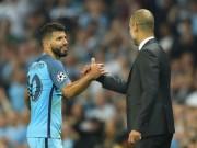 """Bóng đá - Man City: Aguero """"thăng hoa"""" là nhờ Pep Guardiola"""