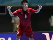 Bóng đá - SAO futsal Việt Nam ghi siêu phẩm đẹp thứ 2 World Cup