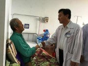 Sức khỏe đời sống - Xử lý khối u tuyến tiền liệt cho cụ ông 83 tuổi không cần mổ
