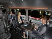 Tin tức ô tô - Brabus VIP Conference Lounge: Xe cho doanh nhân VIP