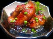 Ẩm thực - Cá kho lá chè tươi cho bữa cơm thêm đậm vị