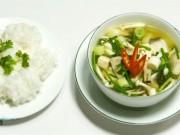 Cách làm lẩu cá bớp miso Nhật đơn giản cực thơm ngon